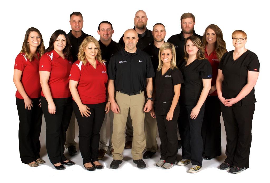 OSMI Doctors and staff
