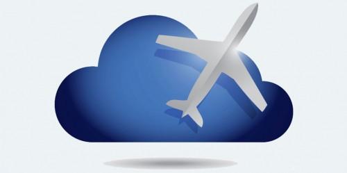 airplane-blue-bkgrd