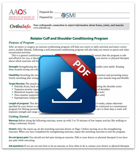 download-shoulder-exercise-program