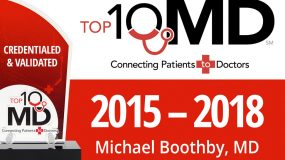 Top10MD Michael Boothby MD