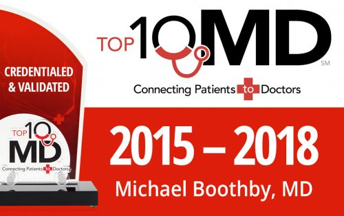Michael-Boothby MD Top10MD - best orthopedic surgeon fort worth