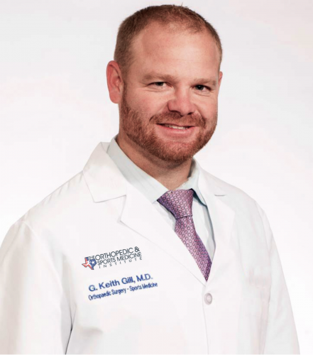 G. Keith Gill, MD Orthopedic Surgeon and Sports Medicine Doctor Decatur