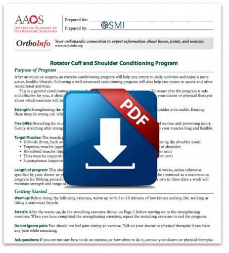 download-shoulder-exercise-program
